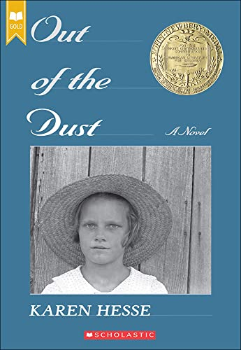 9780780793187: Out of the Dust (Apple Signature Edition)