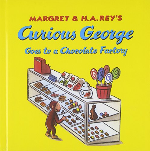 9780780793637: Curious George Goes to a Chocolate Factory