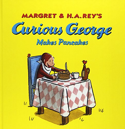 9780780793644: Curious George Makes Pancakes (Curious George 8x8)