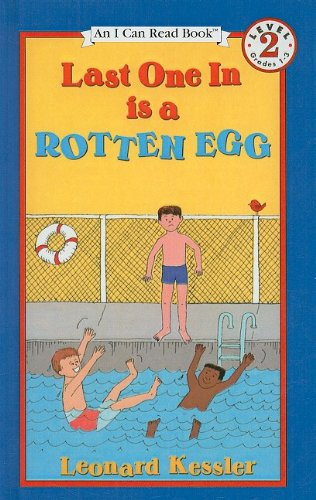 9780780794146: Last One in Is a Rotten Egg (I Can Read Books: Level 2)