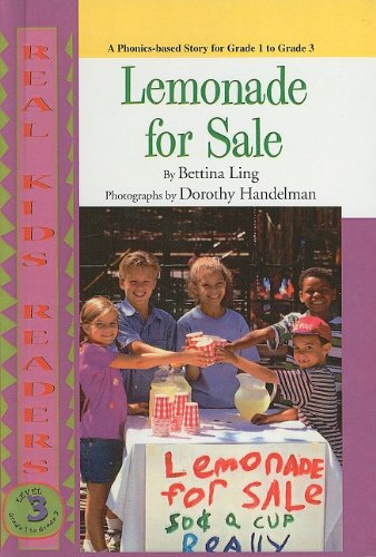 9780780794184: Lemonade for Sale (Real Kid Readers: Level 3 (PB))