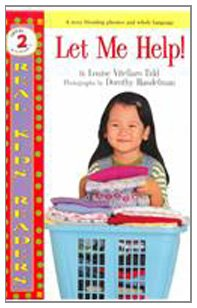9780780794207: Let Me Help ! (Real Kid Readers: Level 2)
