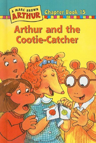 9780780795471: Arthur and the Cootie-Catcher