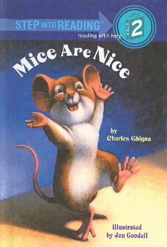 9780780795839: Mice Are Nice (Step Into Reading: A Step 2 Book (Pb))