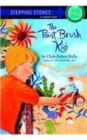 9780780795976: The Paint Brush Kid (Stepping Stone Chapter Books)