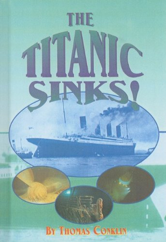 9780780796430: The Titanic Sinks! (Stepping Stone Books)
