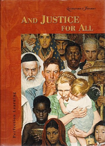 9780780796652: Literature & Thought: And Justice for All (Cover-To-Cover Books)