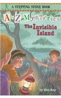 9780780797239: The Invisible Island (A to Z Mysteries)