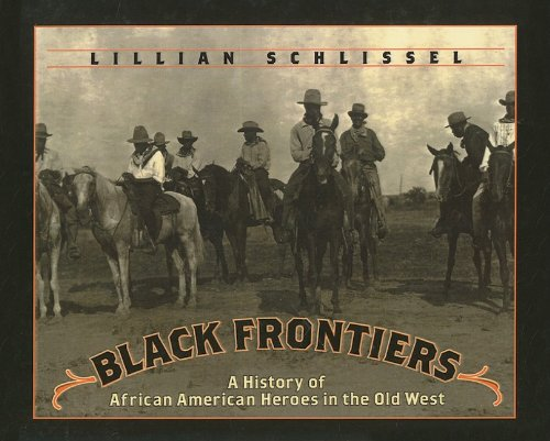 9780780797796: Black Frontiers: A History of African American Heroes in the Old West