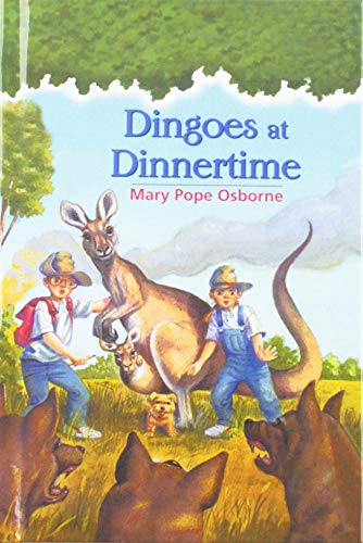 9780780797819: Dingoes at Dinnertime (Magic Tree House)