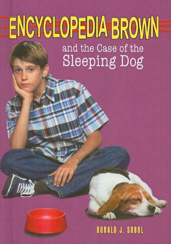 9780780797840: Encyclopedia Brown and the Case of the Sleeping Dog
