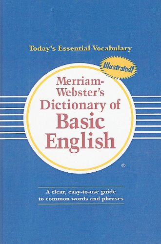 9780780797994: Merriam-Webster's Dictionary of Basic English