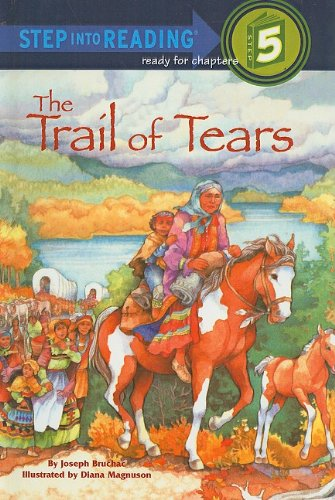 9780780798137: The Trail of Tears (Step Into Reading: A Step 5 Book)