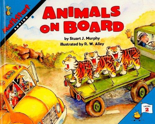 9780780798175: Animals on Board (Mathstart: Level 2 (Prebound))