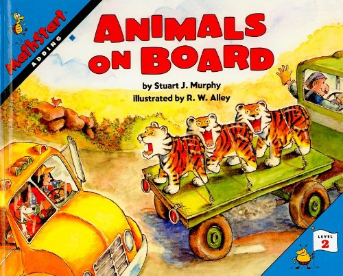 9780780798175: Animals on Board (Mathstart: Level 2 (Prebound))