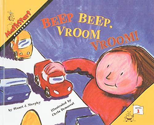 9780780798236: Beep Beep, Vroom Vroom! (Mathstart: Level 1 (Prebound))