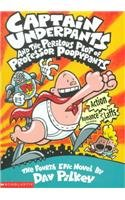 9780780798274: Captain Underpants and the Perilous Plot of Professor Poopypants: The Fourth Epic Novel