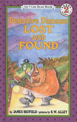 9780780798366: Detective Dinosaur Lost and Found (I Can Read Books: Level 2)