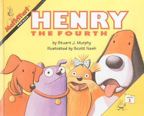 9780780798564: Henry the Fourth (Mathstart: Level 1 (Prebound))