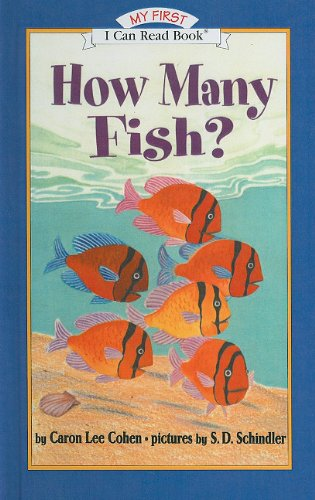 9780780798588: How Many Fish? (I Can Read Books: My First)