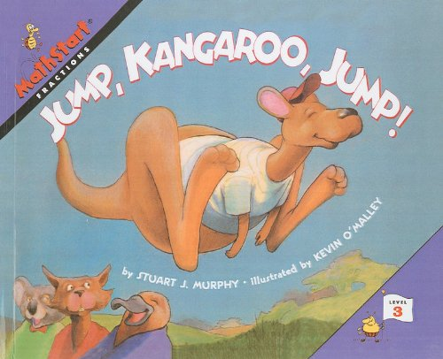 9780780798601: Jump, Kangaroo, Jump! (Mathstart: Level 3 (Prebound))