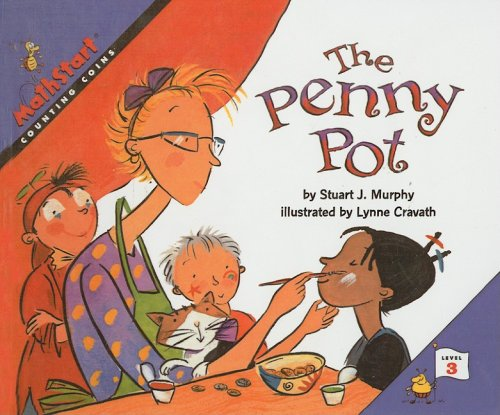 9780780798809: The Penny Pot (Mathstart: Level 3 (Prebound))