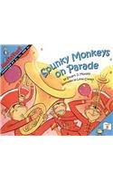 9780780798977: Spunky Monkeys on Parade (Mathstart: Level 2 (Prebound))