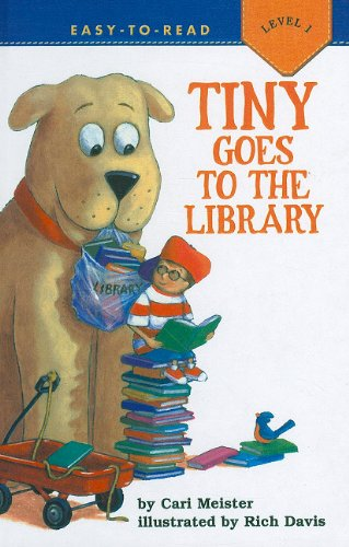 9780780799042: Tiny Goes to the Library (Viking Easy-To-Read: Level 1 (Pb))