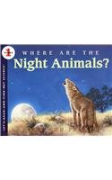 9780780799097: Where Are the Night Animals? (Let's Read-And-Find-Out Science)
