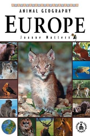 9780780799165: Animal Geography: Europe (Cover-To-Cover Books)