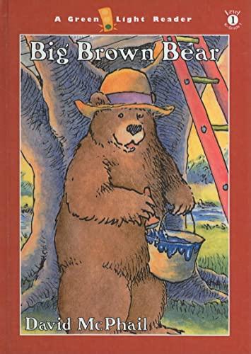 9780780799196: Big Brown Bear (Green Light Readers: Level 1)