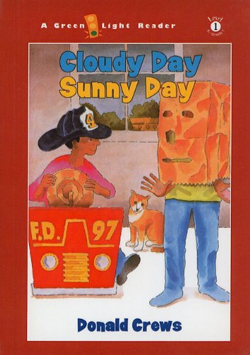 9780780799219: Cloudy Day Sunny Day (Green Light Readers: Level 1)