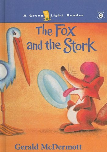 9780780799240: The Fox and the Stork (Green Light Readers: Level 2 (Pb))
