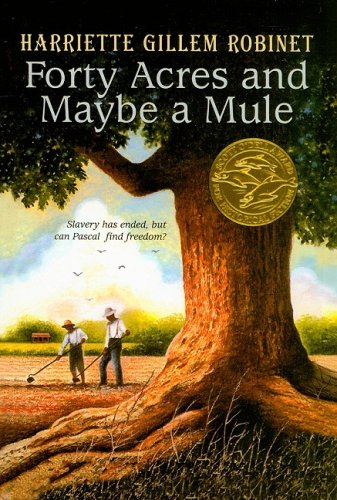 9780780799561: Forty Acres and Maybe a Mule (Jean Karl Books (Prebound))