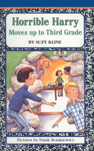 9780780799615: Horrible Harry Moves Up to the Third Grade