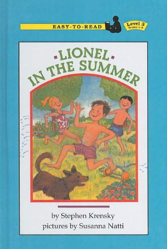 Lionel in the Summer (Easy-To-Read: Level 3 (Pb)): Krensky, Stephen