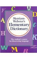9780780799967: Merriam-Webster's Elementary Dictionary