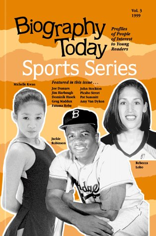 Biography Today: Sports Series (Biography Today Sports Series): Laurie Lanzen Harris
