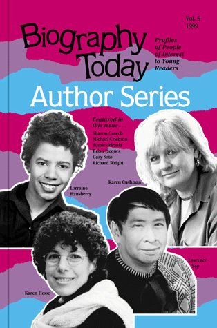 Biography Today: Author Series (Biography Today Author Series): Laurie Lanzen Harris
