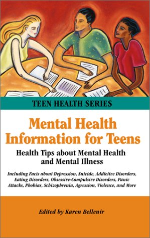 Mental Health Information for Teens