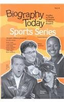 9780780806375: Biography Today Sports Series: Profiles of People of Interest to Young Readers