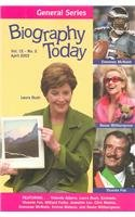 Biography Today: Profiles of People of Interest to Young Readers: Vol. 12 No. 2 (General Series)