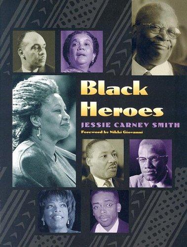 9780780807280: Black Heroes