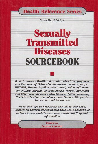 9780780810730: Sexually Transmitted Diseases: Sourcebook (Health Reference Series)
