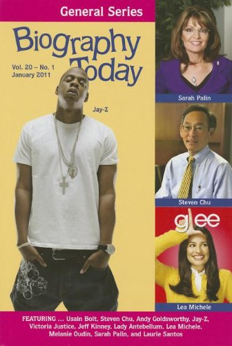 Biography Today 2011 Issue 1 (Paperback)
