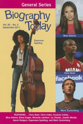 Biography Today 2011 Issue 3 (Paperback)