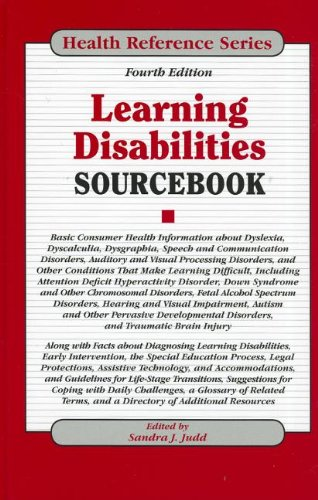 9780780812598: Learning Disabilities Sourcebook