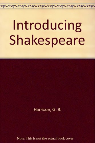 9780781201322: Introducing Shakespeare