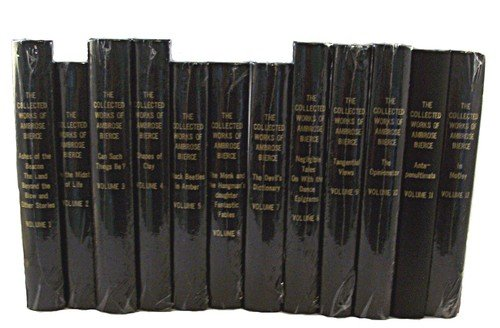 9780781219693: The Collected Works of Ambrose Bierce (12 Volume set)