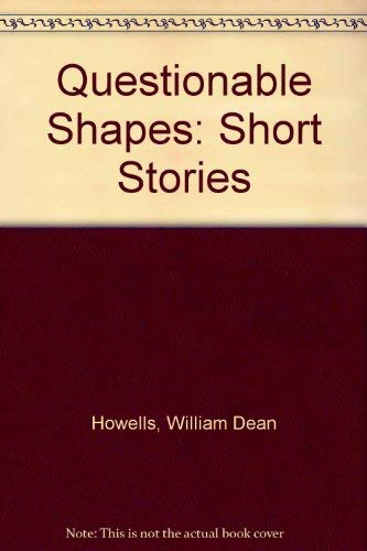 9780781232555: Questionable Shapes: Short Stories